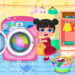 Mom Baby Clothes Washing Laundry APK