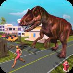 Monster Dinosaur Simulator: City Rampage APK