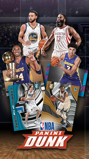 NBA Dunk – Play Basketball Trading Card Games ss 1