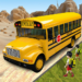 Offroad School Bus Driving: Flying Bus Games 2020 APK