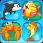 Pair matching games free for kids – 1 2 3 4 & 5yrs APK