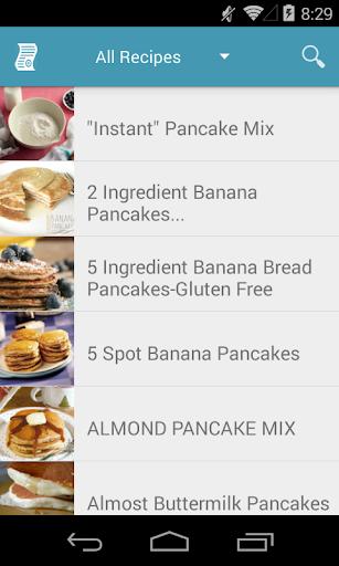 Pancake Recipes Free ss 1