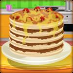 Pancakes Cake Cooking APK