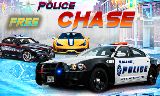 Police Car Chase – smash cars police games ss 1