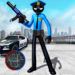 Police Stickman Rope Hero Gangstar Crime Mafia APK