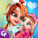Pregnant mom & Newborn Baby Care Center game APK