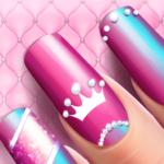 Princess Nail Makeover Games APK