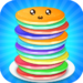 Rainbow Pancake Towers – Pile Up Breakfast Game APK