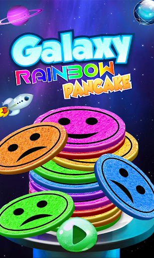 Rainbow Pancake Towers – Pile Up Breakfast Game ss 1