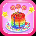 Rainbow Pancakes Cooking APK