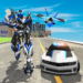 Russian Plane Robot Car Transform Mech Robot Wars APK