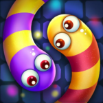 Snake Candy.IO – Multiplayer Snake Slither Game APK