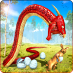 Snake Simulator Anaconda Attack Game 3D APK