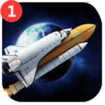 Space Flight Simulator Game 2019 : Chandrayan 2 APK