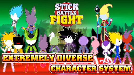 Stick Battle Fight ss 1