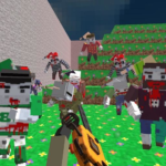 Survival shooting war game: pixel gun apocalypse 3 APK