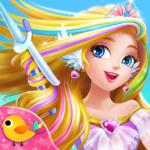 Sweet Princess Fantasy Hair Salon APK