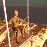 Swing Simulator with Unko-chan APK