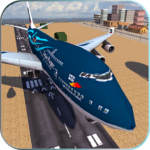 Take off Airplane Pilot Race Flight Simulator APK
