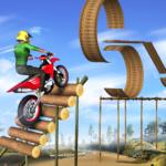 Tricky Bike Trail Stunts – Stunt Bike Racing Games APK