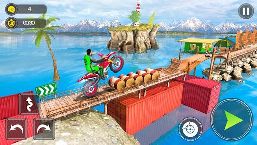 Tricky Bike Trail Stunts – Stunt Bike Racing Games ss 1