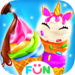 Unicorn Ice Cream Cone – Cone Dessert Maker APK