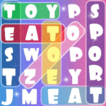 WORDS SEARCH: INFINITE CROSSWORD PUZZLE  FREE GAME APK