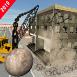 Wrecking Crane Simulator 2019: House Moving Game APK