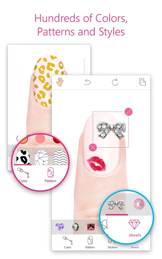 YouCam Nails – Manicure Salon for Custom Nail Art ss 1