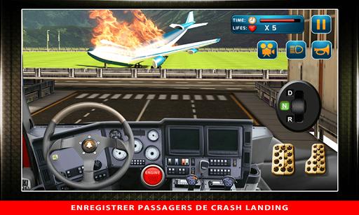 911 Fire Rescue Truck 3D Sim ss 1