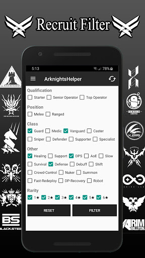 AK Helper – Unofficial Tool for Arknights ss 1