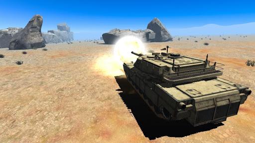 Armor Battalion Tank Wars ss 1