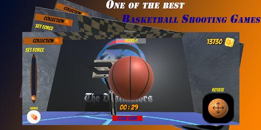 Basketball Shooter 3D -Meilleur jeu de tir balle ss 1