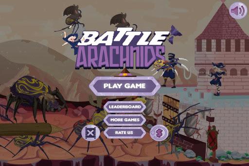 Battle Arachnids ss 1