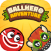 Bounce Ball 4 Love and Red Roller Ball 3 – Ball 2 APK