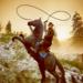 Cowboy Rodeo Rider- Wild West Safari APK