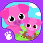 Cute & Tiny Farm Animals – Baby Pet Village APK