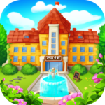 Dream Cafe: Cafescapes – Match 3 APK