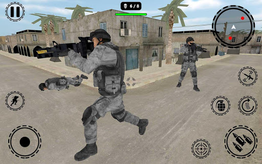 FPS Mission Counter Attack Free Shooting Game ss 1