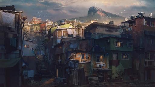 Favela War ss 1