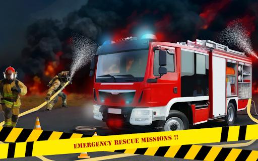 Firefighter Emergency Rescue Hero 911 ss 1