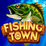 Fishing Town: 3D Fish Angler & Building Game 2020 APK