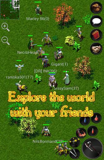Forgotten Tales Online MMORPG ss 1