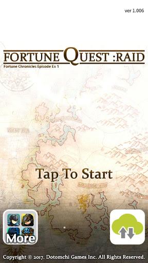 Fortune QuestRaid ss 1