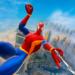 Frog Rope City Fight: Spider Power Crime Battle APK