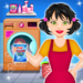 Home Laundry & Dish Washing: Messy Room Cleaning APK