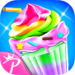 Ice Cream Milkshake Maker-Ice Dessert Sweet Games APK
