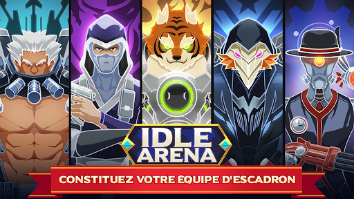 Idle Arena – Bataille de hros clicker ss 1