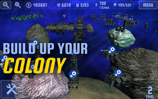 Idle Galaxy Miner Strategy ss 1