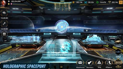 Infinite Galaxy – Empire starcraft sci fi mmo ss 1